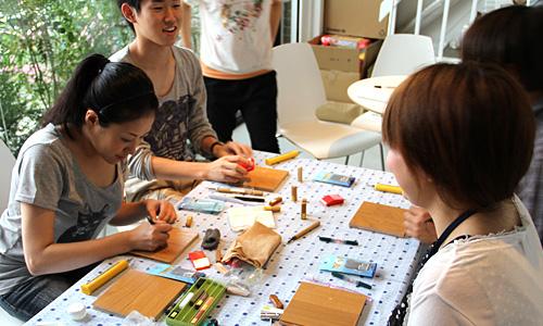 DIYスクール 補修・メンテナンス商品のハウスボックス