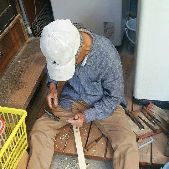 おじいちゃんとDIY!