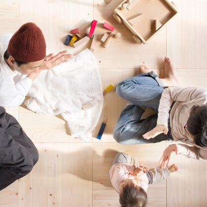 自然と暮らす、床材とカトラリー ~みんなの材木屋~