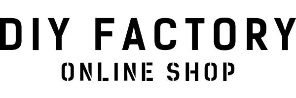 ショップ名を「DIY FACTORY ONLINE SHOP」に変更しました。