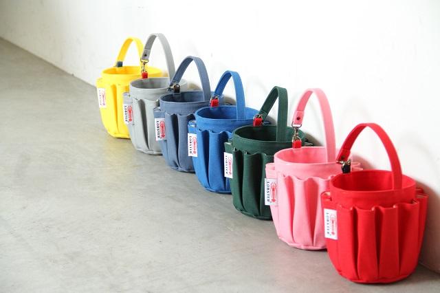 本日発売!高品質工具入れ ~ロブテックス バケツ型ツールバッグ~