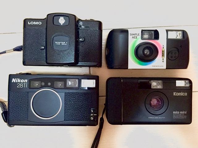 スタッフ・ルーナのマイブーム、カメラ。