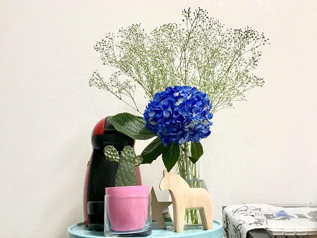 お花と写真とDIY。