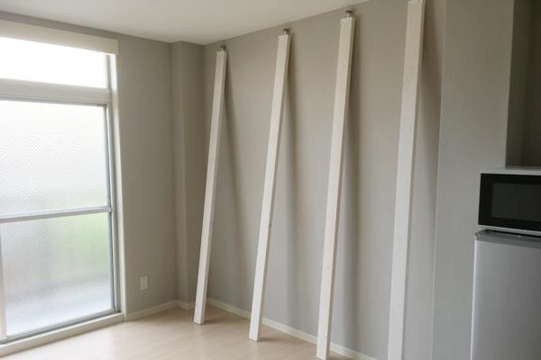 DIY経過報告!夢の壁面収納
