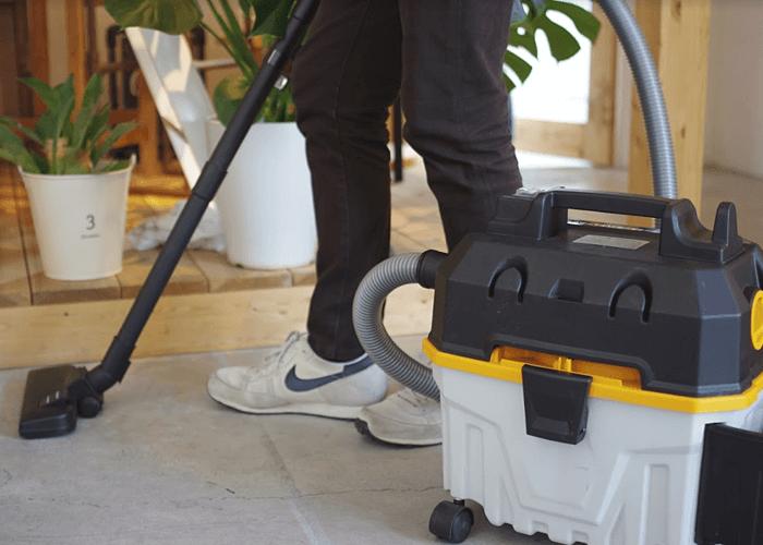 市販のポリ袋45Lが使える掃除機が新登場。