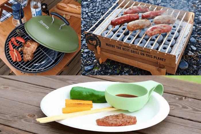外でお肉を焼こう!DIY FACTRY ONLINE SHOPで手に入るバーベキューお役立ちグッズ