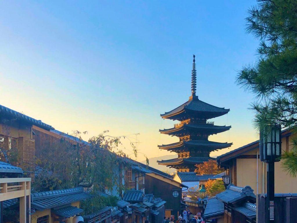 京都に行ったお話