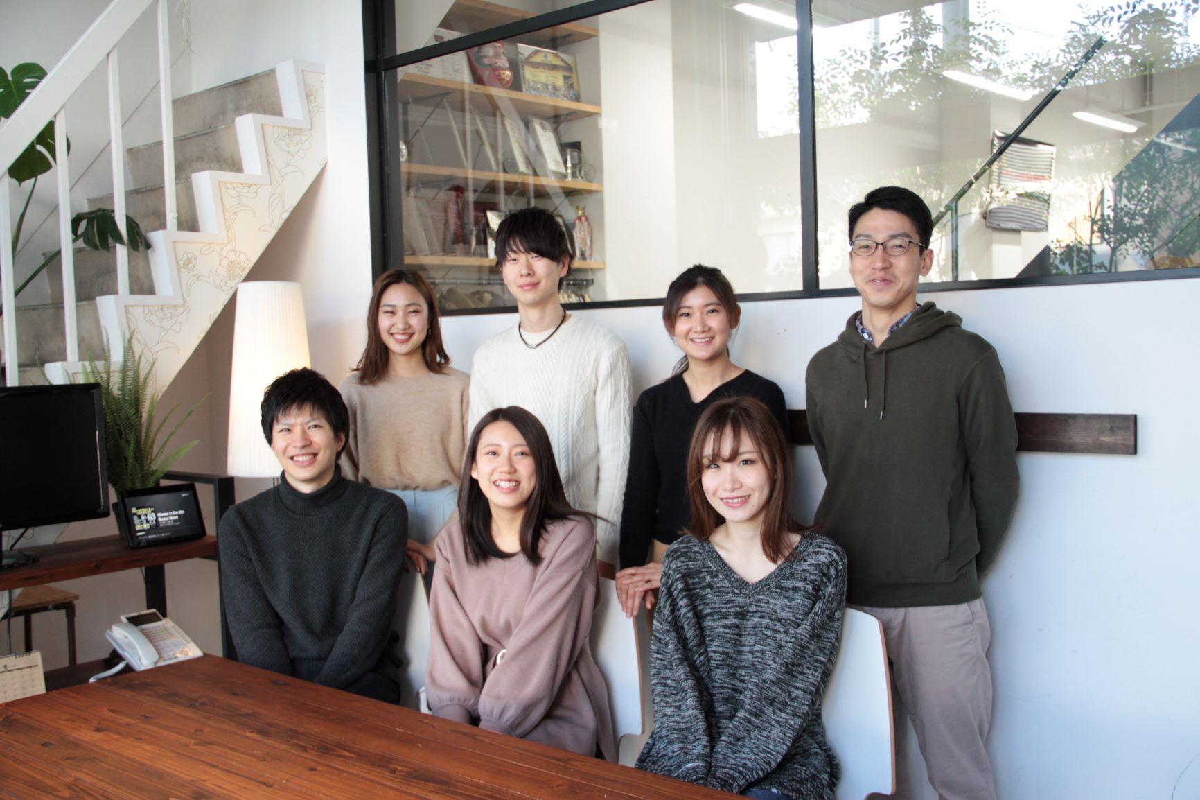 【2021年度卒】新卒生が活躍するベンチャー企業!